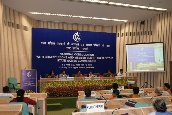 PRESENTATION ON HONOUR KILLING AT THE NATIONAL COMMISSION OF WOMEN NATIONAL CONSULTATION