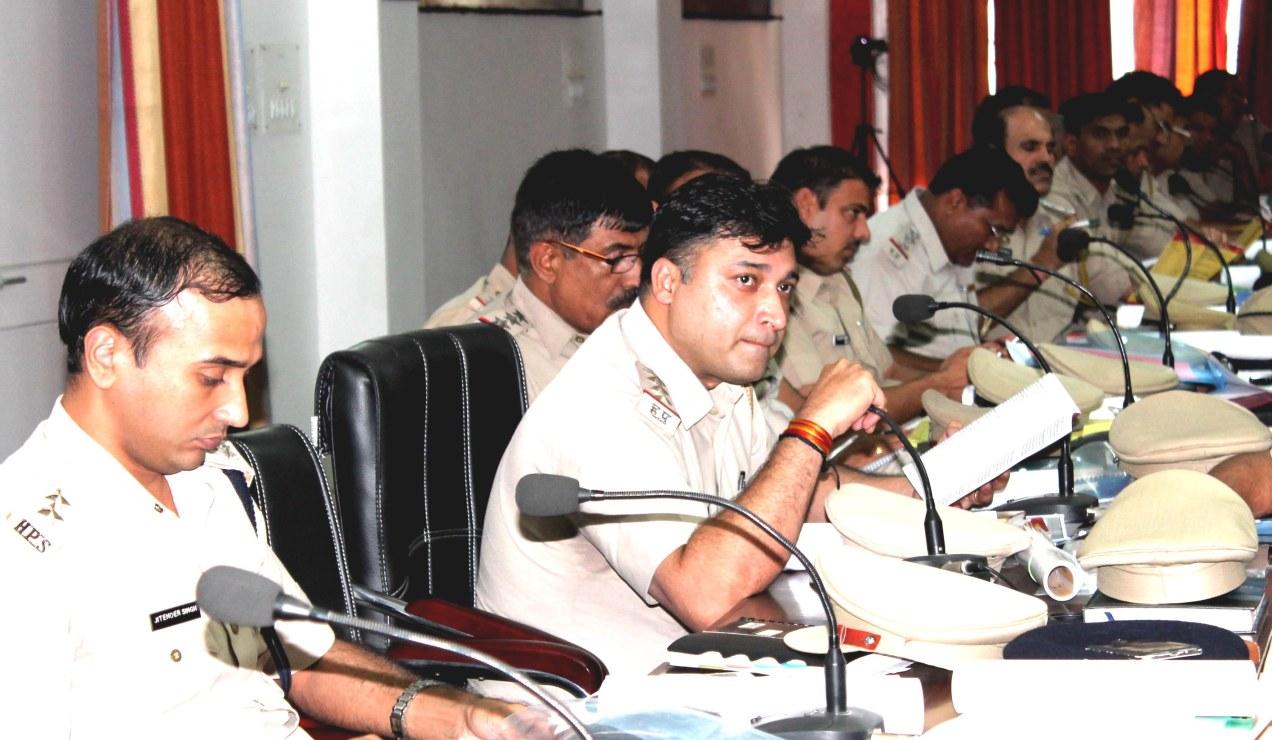 SHAKTI VAHINI POLICE TRAINING